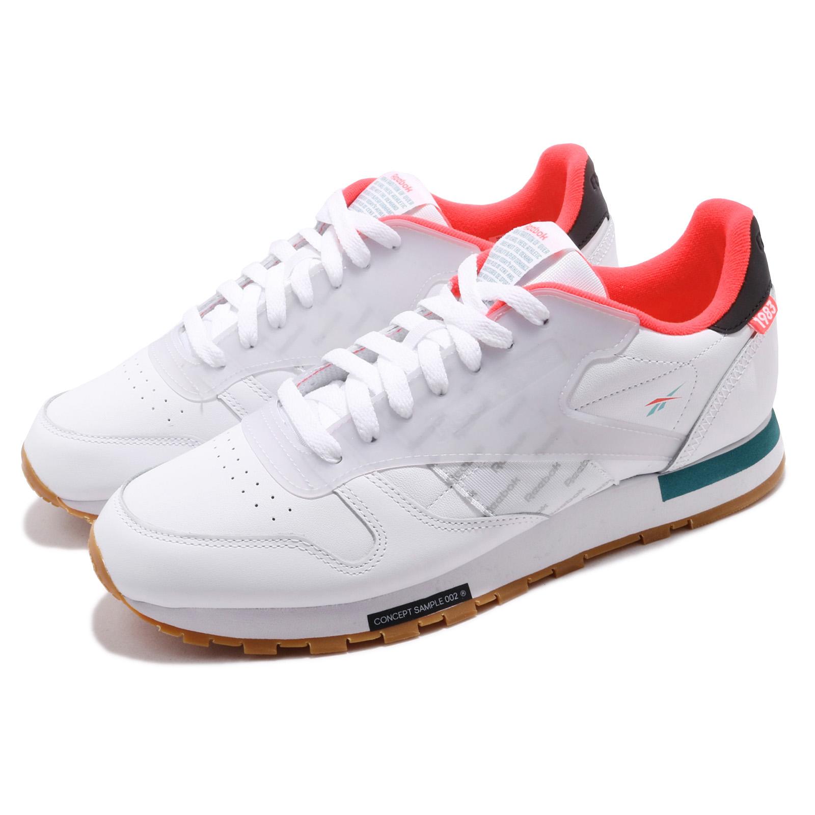 Reebok 休閒鞋 CL Leather ATI 運動 男鞋 DV5239