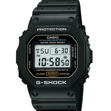 CASIO  G-SHOCK運動腕錶