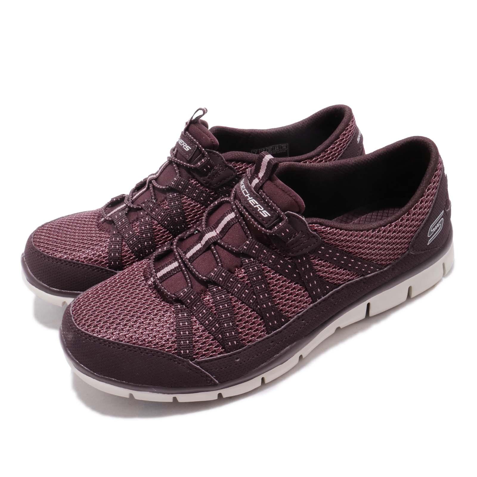 Skechers 健走鞋 Gratis-Strolling 女鞋 22823PLUM
