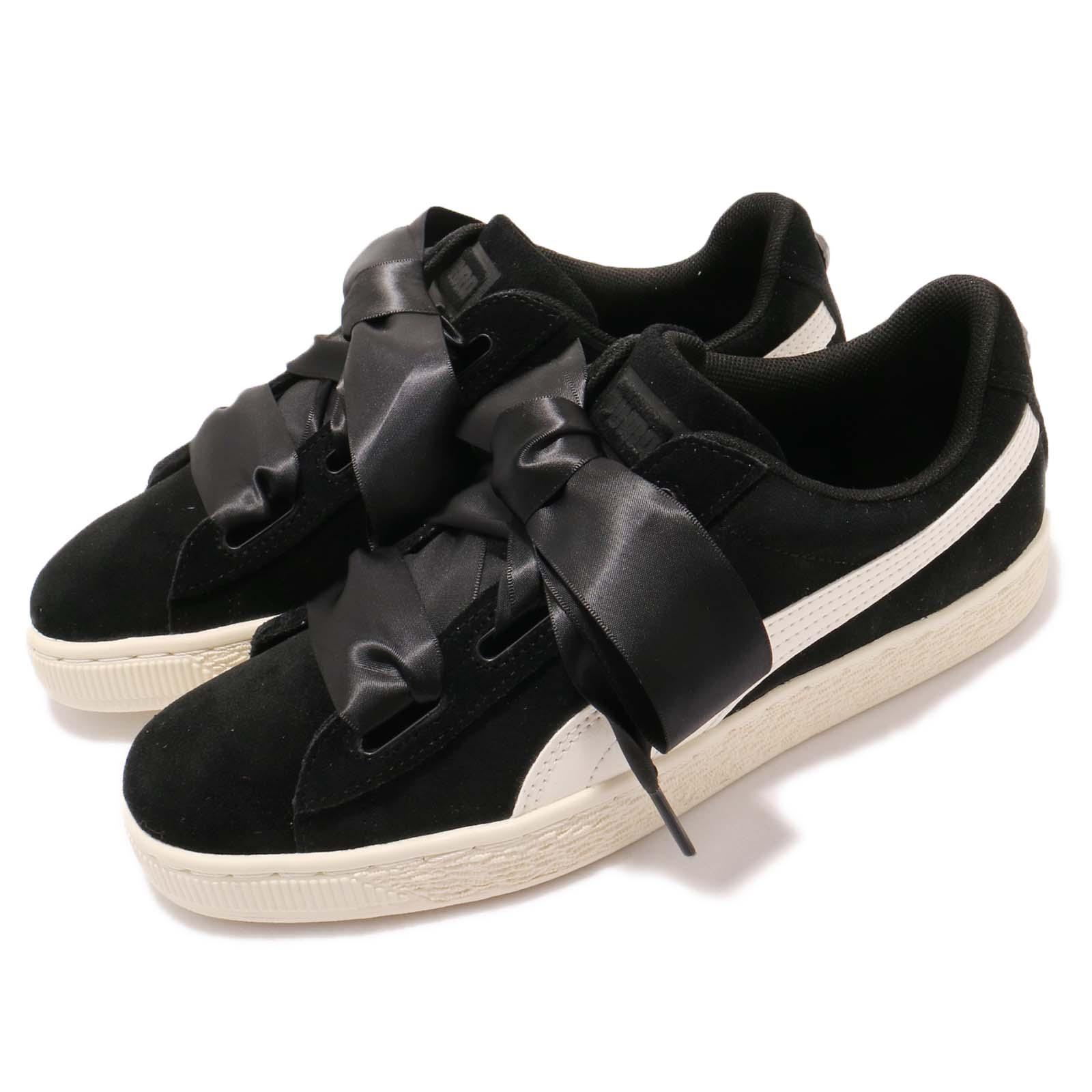 Puma 休閒鞋 Suede Heart Jewel 女鞋 36513803