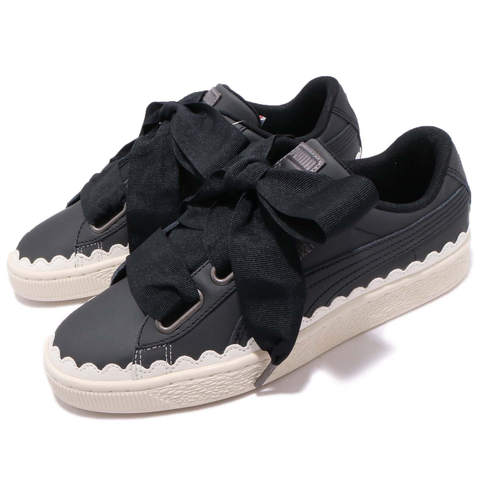 Puma 休閒鞋 Basket Heart 女鞋 36697903