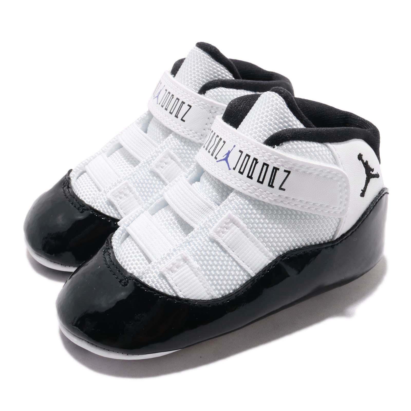Nike 學步鞋 Jordan 11 Retro 童鞋 378049-100