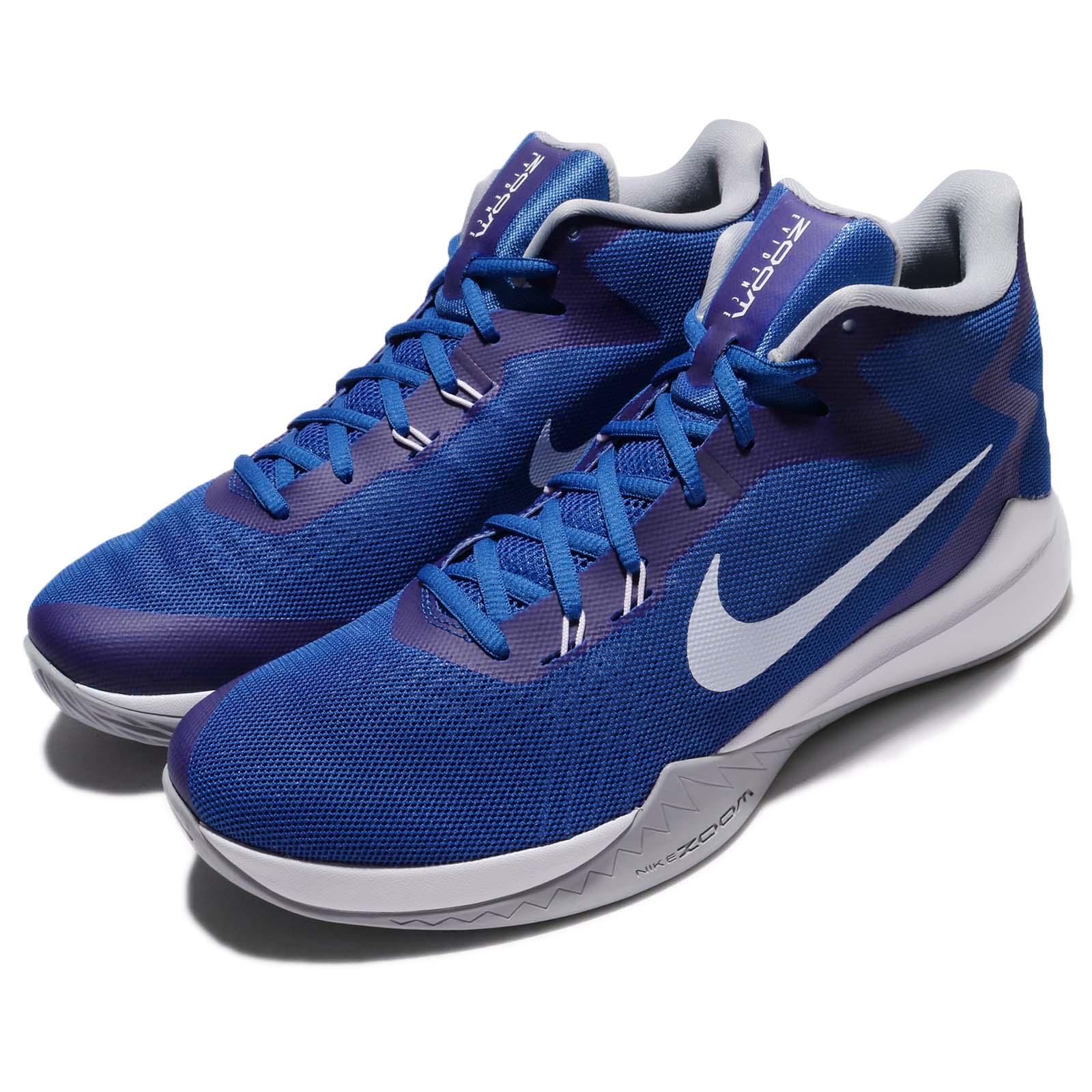Nike 籃球鞋 Zoom Evidence 男鞋 852464-401