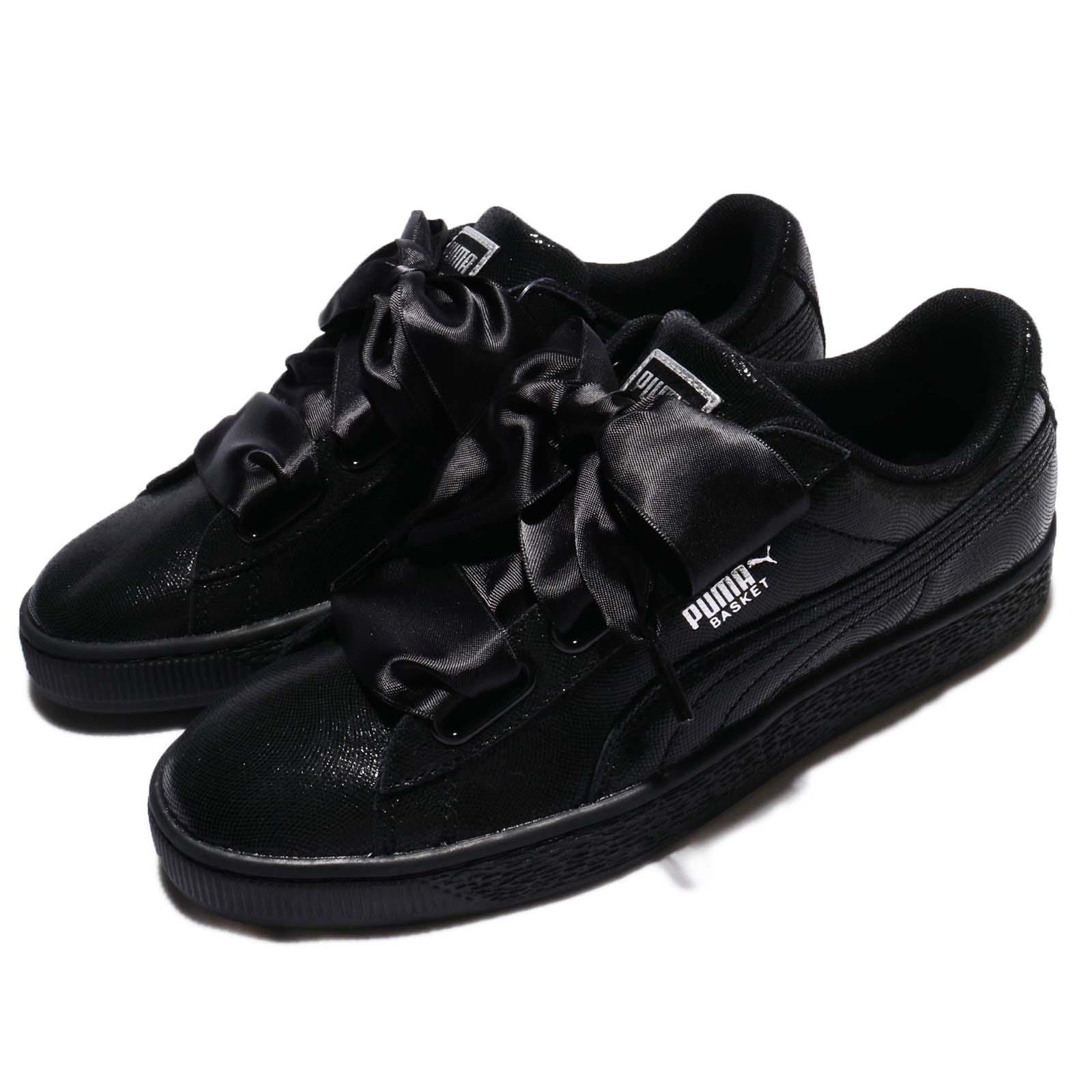 Puma 休閒鞋 Basket Heart 女鞋 36410801