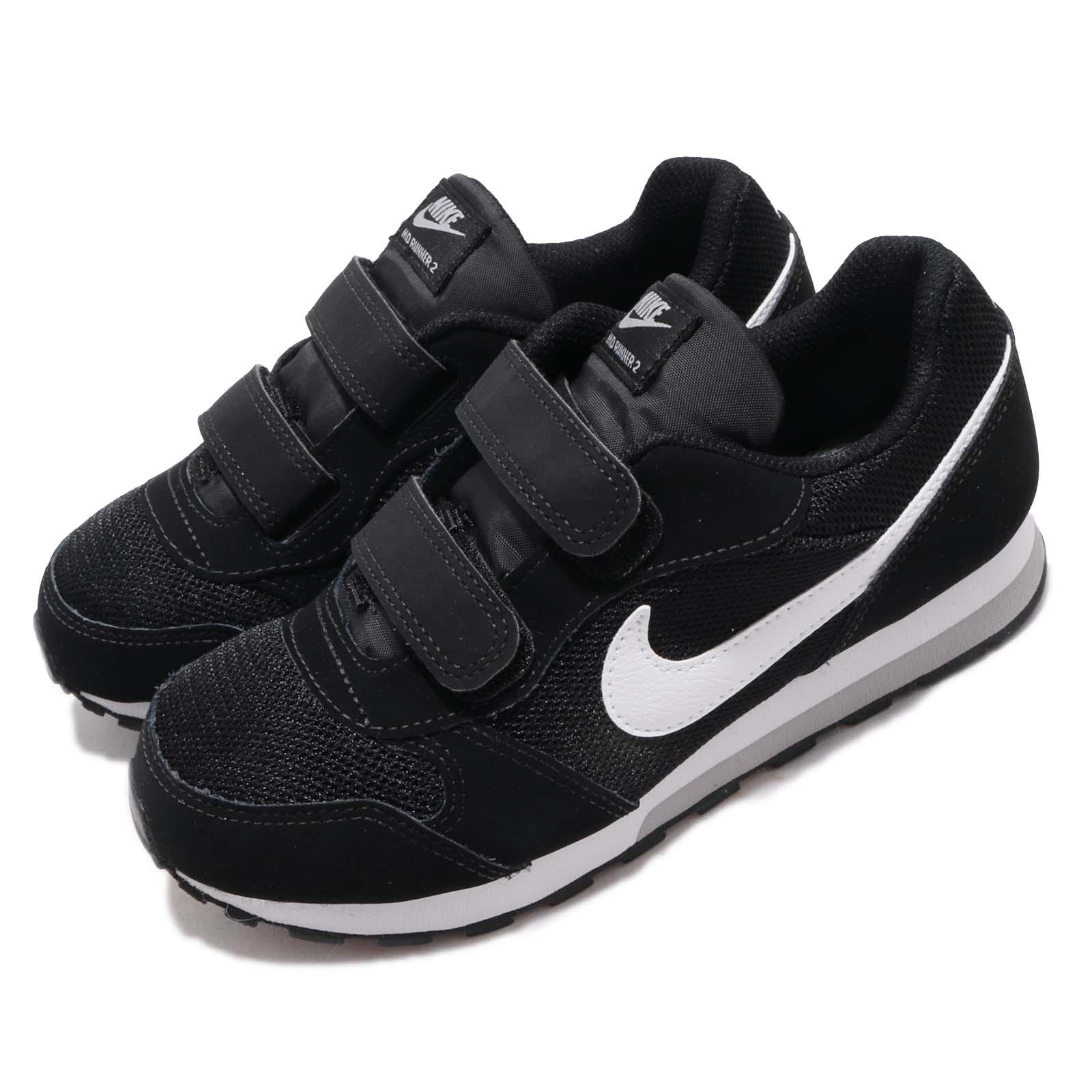 Nike 慢跑鞋 MD Runner 2 運動 童鞋 807317-001