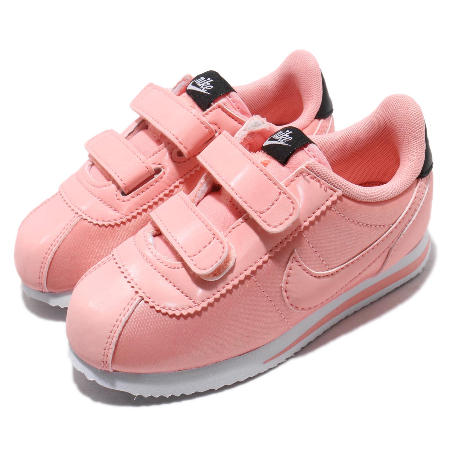 Nike 休閒鞋 Cortez Basic TXT 運動 童鞋 BQ7100-600