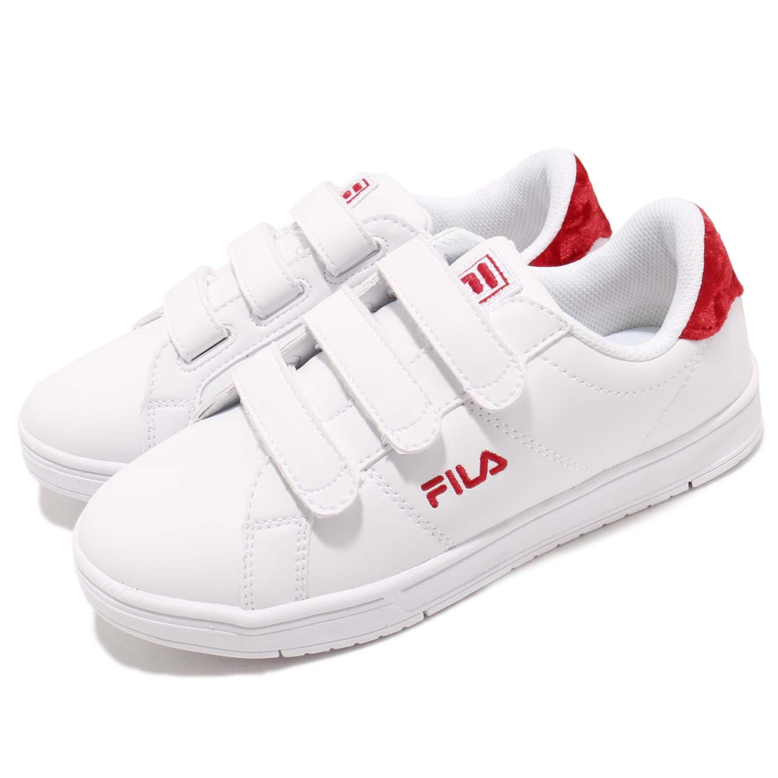Fila 休閒鞋 COURT DELUXE C905S 女鞋 5C905S112