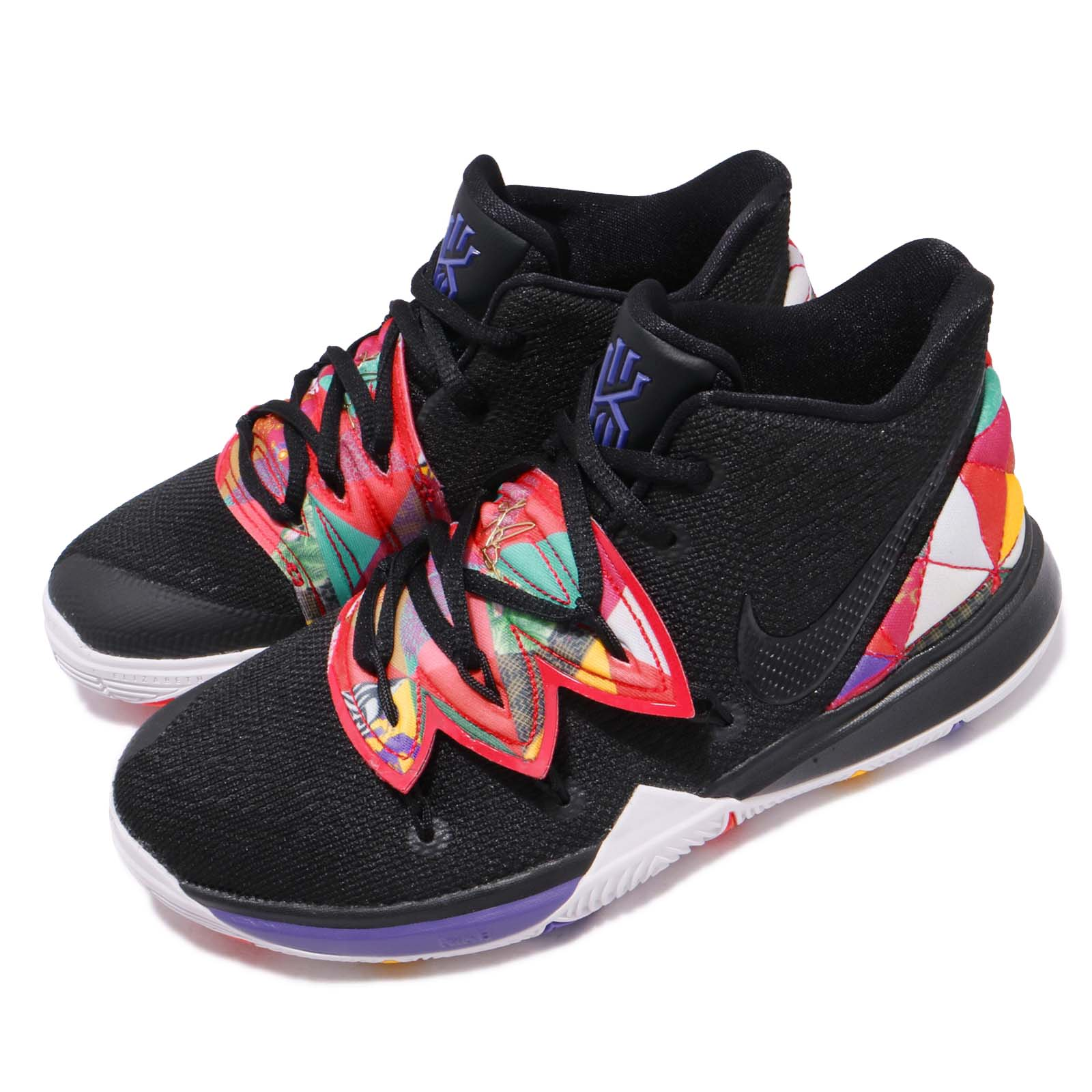 Nike 籃球鞋 Kyrie 5 GS CNY 女鞋 AQ2456-010