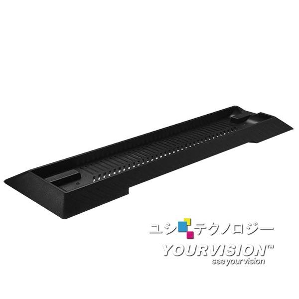 PS4 CUH-2000系列(CUH-2017AB01/CUH-2017BB01)主機專用直立架 固定架