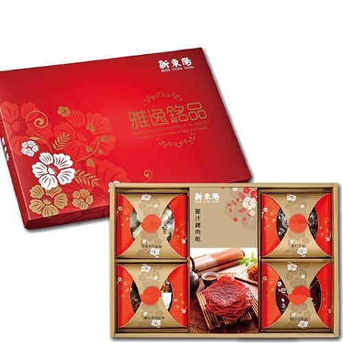 新東陽 新東陽雅逸銘品禮盒(6盒) 盒