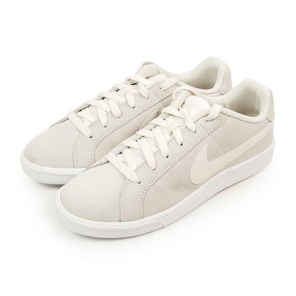 NIKE 女 WMNS NIKE COURT ROYALE PREM 經典復古鞋 - AJ7731001