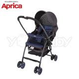愛普力卡 Aprica Karoon 超輕量雙向平躺型手推車-寧靜藍