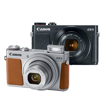 Canon G9X M2 大光圈數位相機