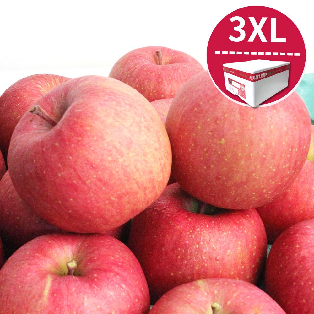 [甜露露]青森嚴選蜜富士蘋果3XL 28顆入原裝箱(10kg)
