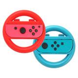 Nintendo任天堂Switch Joy-Con專用賽車方向盤 (副廠/一組二入)