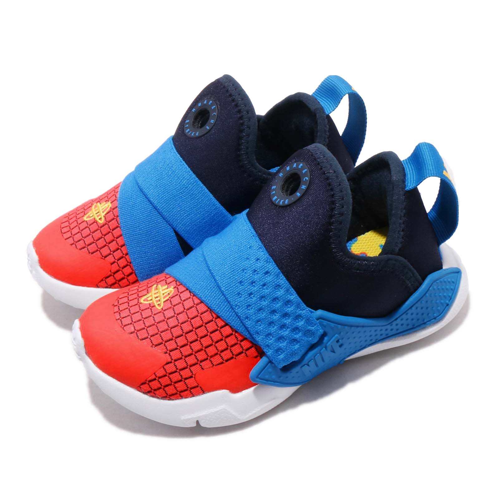 Nike 休閒鞋 Huarache Extreme 童鞋 BQ7570-400