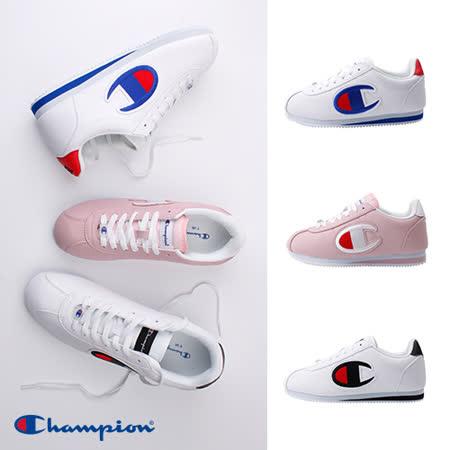 Champion 男女款 大Logo休閒運動鞋