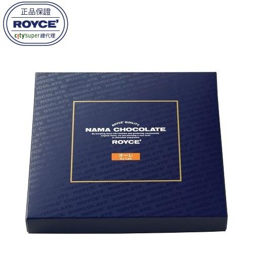 【ROYCE'】生巧克力-牛奶