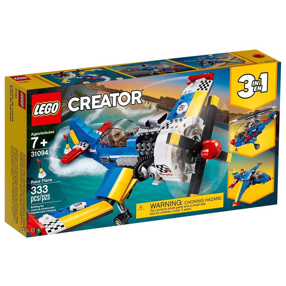 樂高積木 LEGO《 LT31094 》創意大師 Creator 系列 - 競技飛機