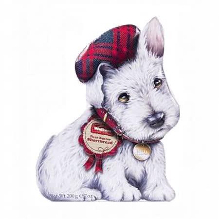 WALKERS蘇格蘭 皇家梗犬造型禮盒