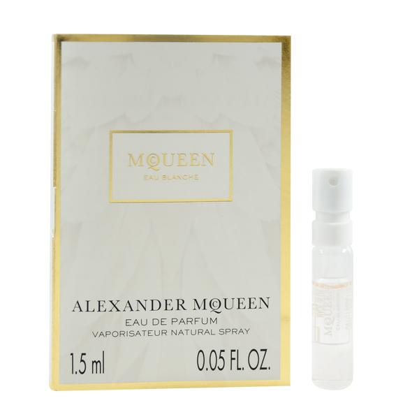 Alexander McQueen Eau Blanche 白花之水 女性淡香精 針管小香 1.5ml EDP
