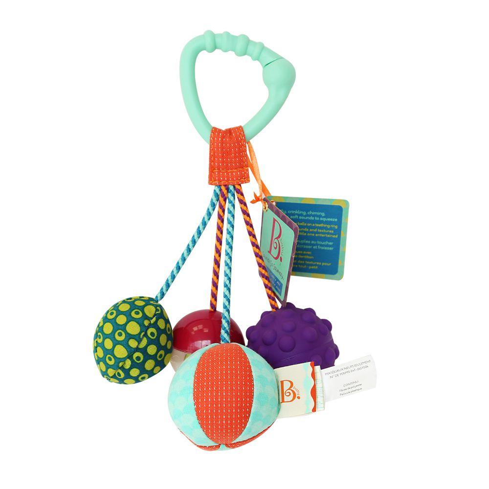 【B.Toys】湯圓舞索球(盒裝)