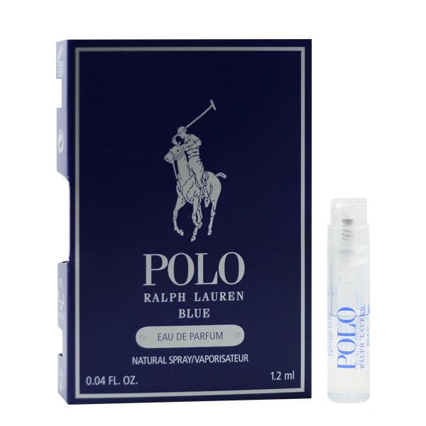 Ralph Lauren 藍色馬球男性淡香精 針管小香 1.2ml Polo Blue Ralph Lauren EDP