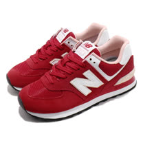 New Balance 休閒鞋 WL574VDRB女鞋 WL574VDRB