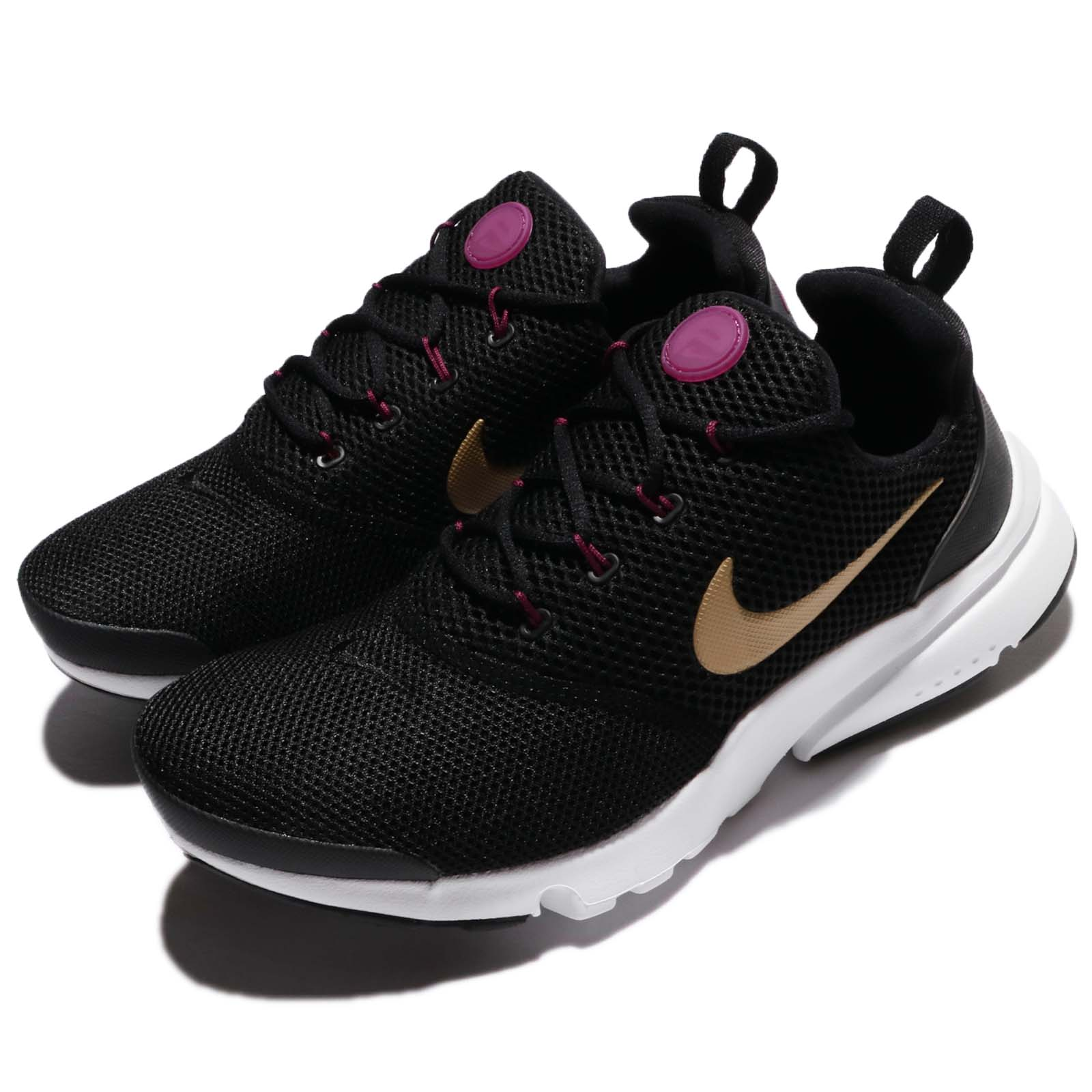 Nike 休閒鞋 Presto Fly GS 女鞋 913967-004