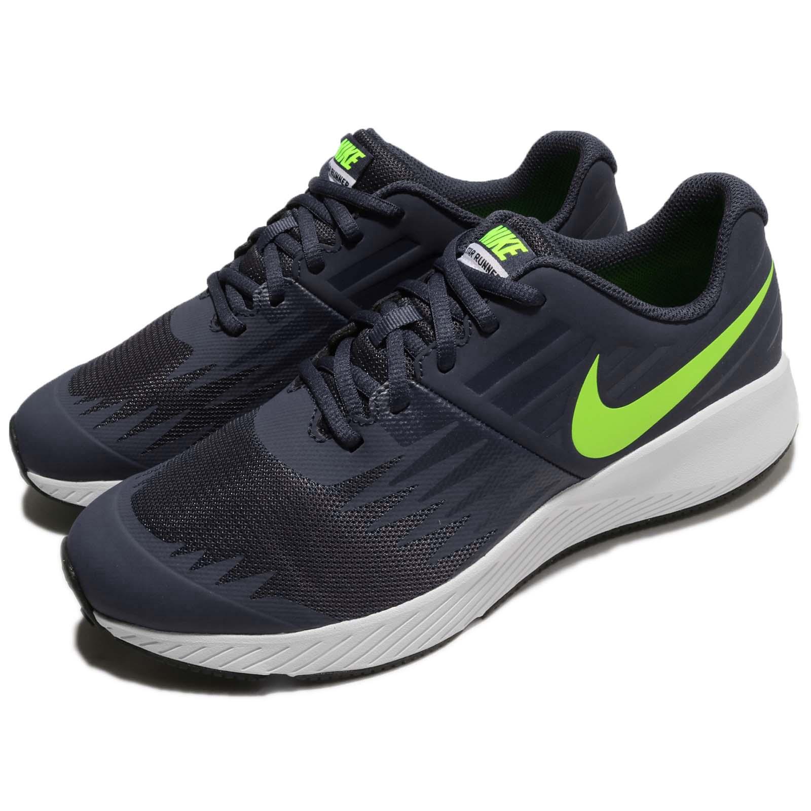 Nike 慢跑鞋 Star Runner GS 女鞋 907254-404