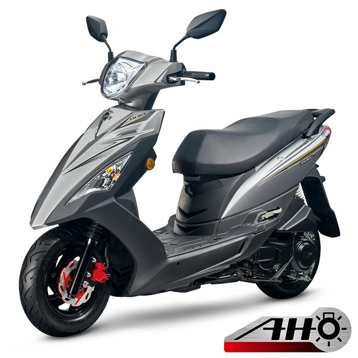 SYM三陽機車 新迪爵DUKE 125 六期碟煞(全時點燈) 2019新車