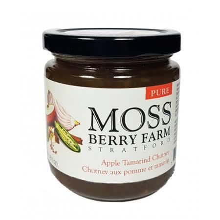 【MOSS BERRY】香蘋羅望子酸甜果醬 250ML