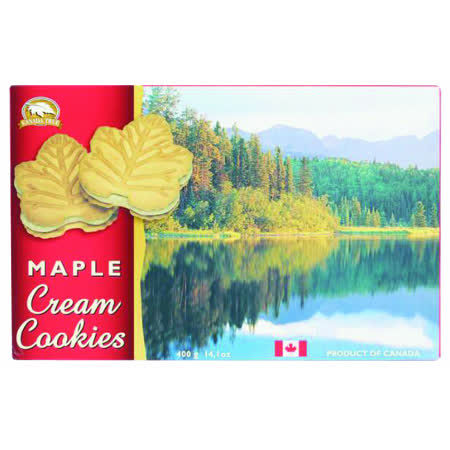 【VOISIN'S】加拿大楓糖餅乾