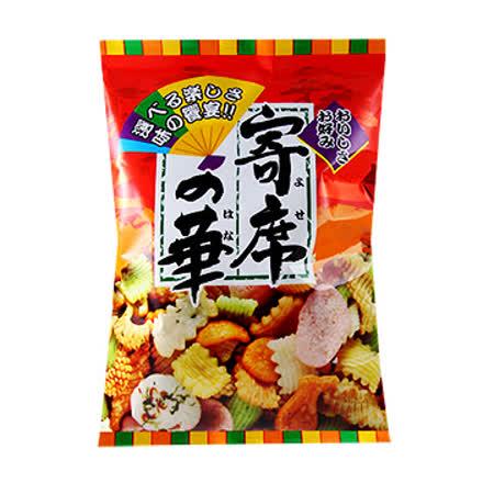 日本【神田】綜合點心米果85G