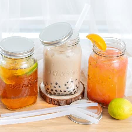 環保系列 梅森玻璃密封罐10入組