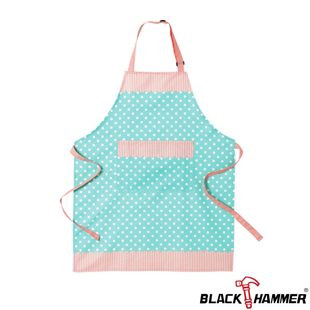 BLACK HAMMER 糖果系列-糖果藍圍裙