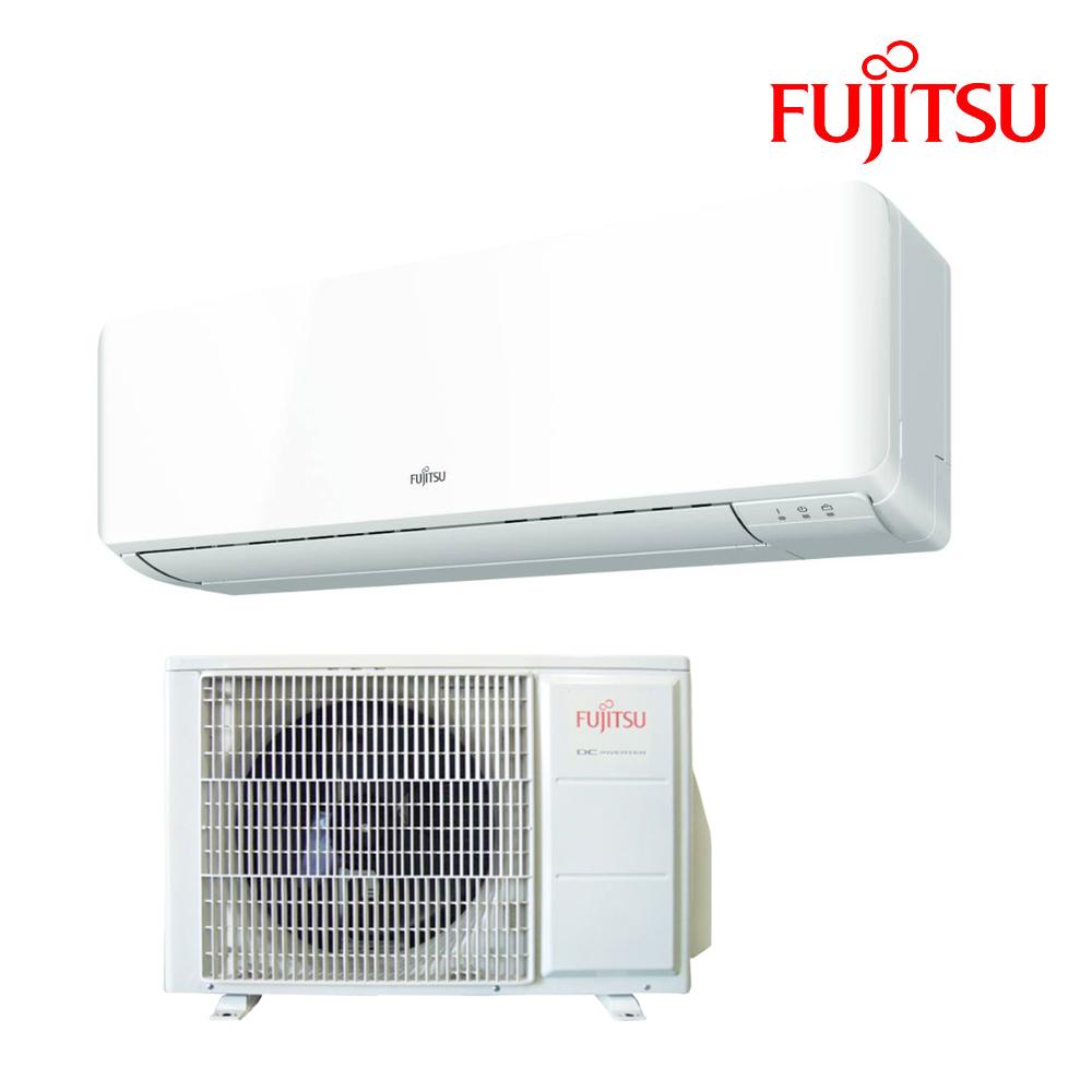 富士通3.5坪優級美型機種R32冷媒變頻冷暖分離式ASCG022KMTB/AOCG022KMTB