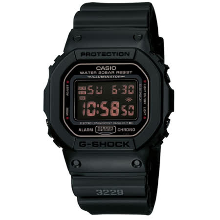 CASIO  G-SHOCK運動腕錶