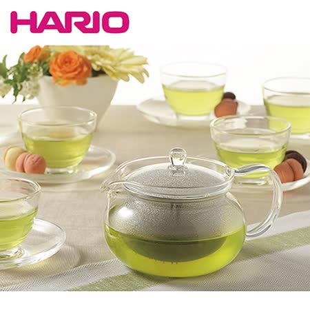 日本HARIO 茶茶急須禮盒13件組