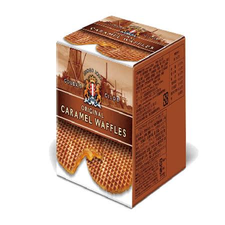 【Gouda's】荷蘭 傳統煎餅250G / 2盒