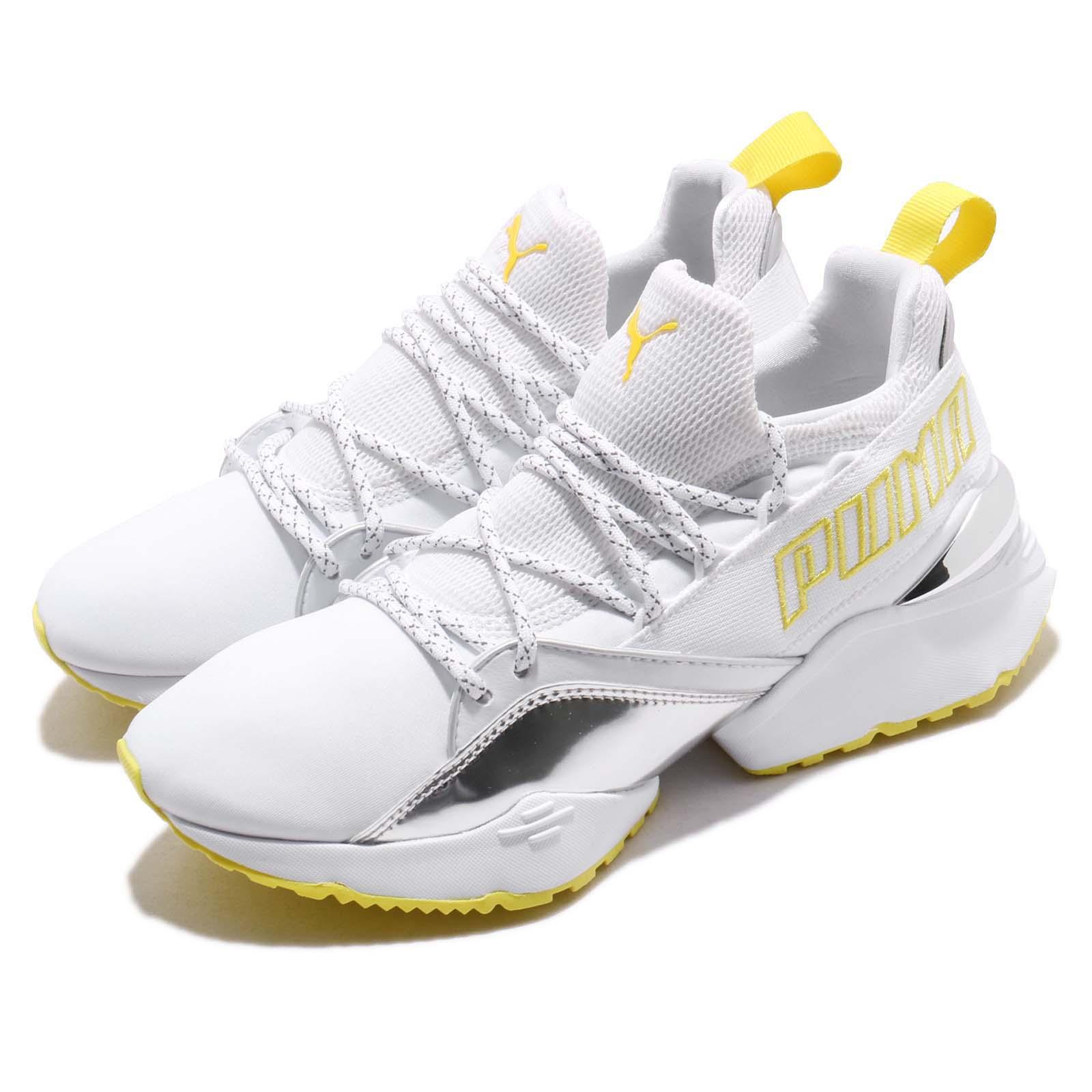 Puma 休閒鞋 Muse Maia TZ 襪套 女鞋 36949201