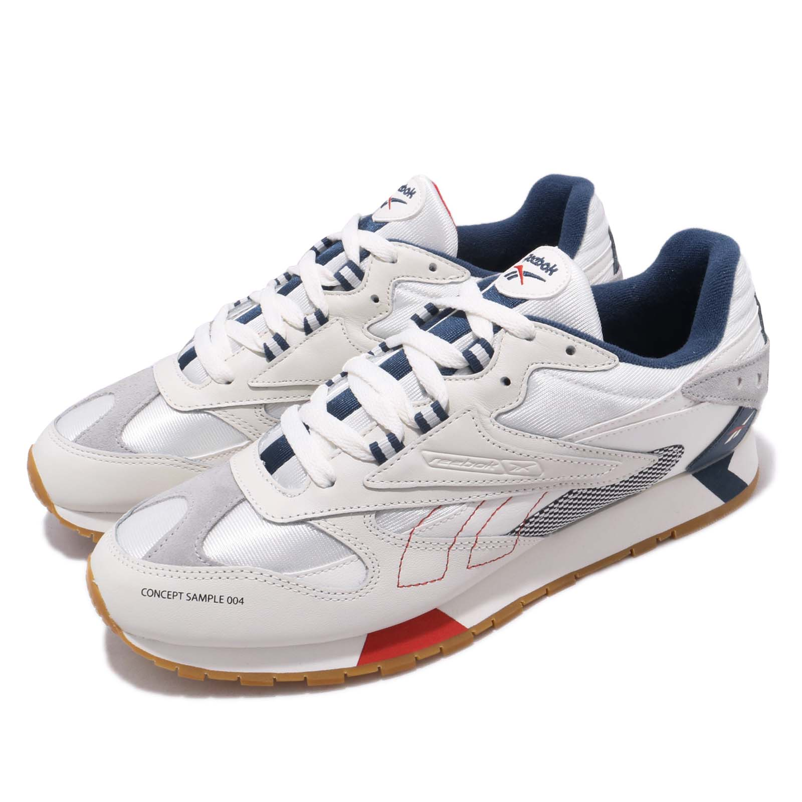 Reebok 休閒鞋 CL LTHR ATI 90s 男鞋 DV5372