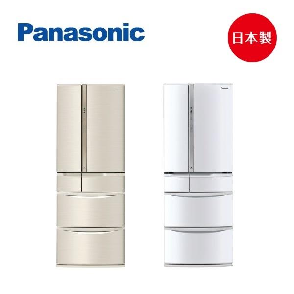 Panasonic國際牌 501L六門變頻冰箱 NR-F504VT
