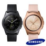 Samsung Galaxy Watch 42mm (LTE) 智慧型手錶(R815)-送車用乾濕兩用吸塵器+玻璃保護貼+原廠錶帶