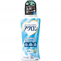 【獅王LION】防縮洗衣精450ml-清新微香
