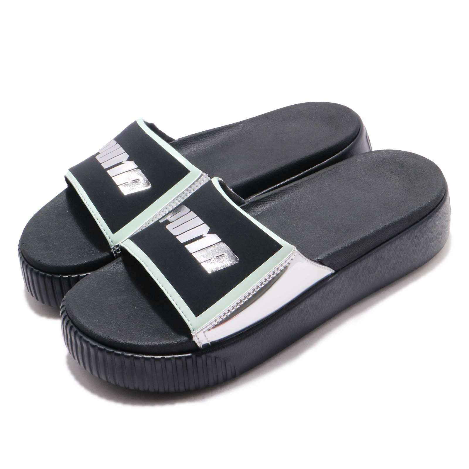 Puma 涼拖鞋 Platform Slide TZ 女鞋 36942102