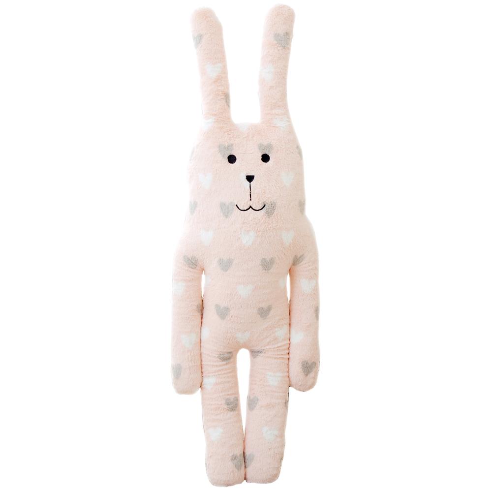 CRAFTHOLIC 宇宙人 幸福洋溢兔大抱枕