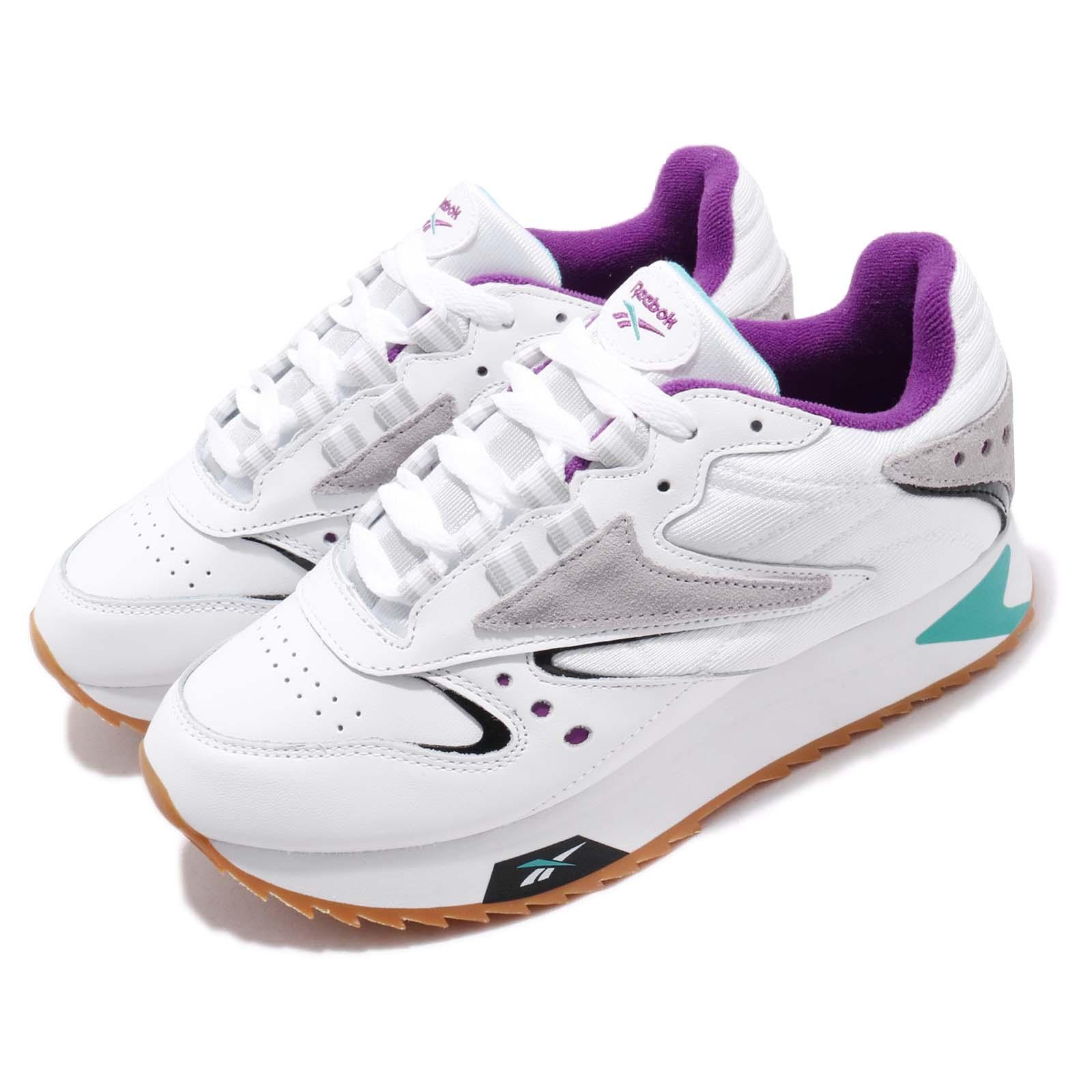 Reebok 休閒鞋 CL LTHR ATI 90s 女鞋 DV5376