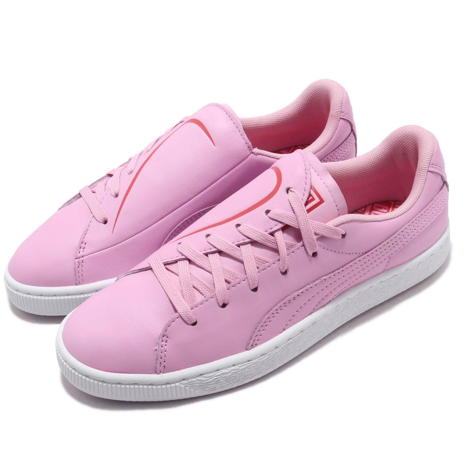 Puma 休閒鞋 Basket Crush 低筒 女鞋 36959503