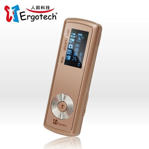人因科技 蜜糖吐司 MP3多功能隨身聽 UL430C0
